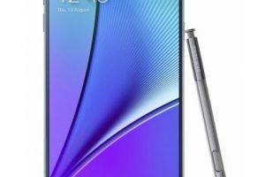 Samsung Galaxy Note 5 presenta un problema, según expertos. Foto:Samsung. Imagen Por: