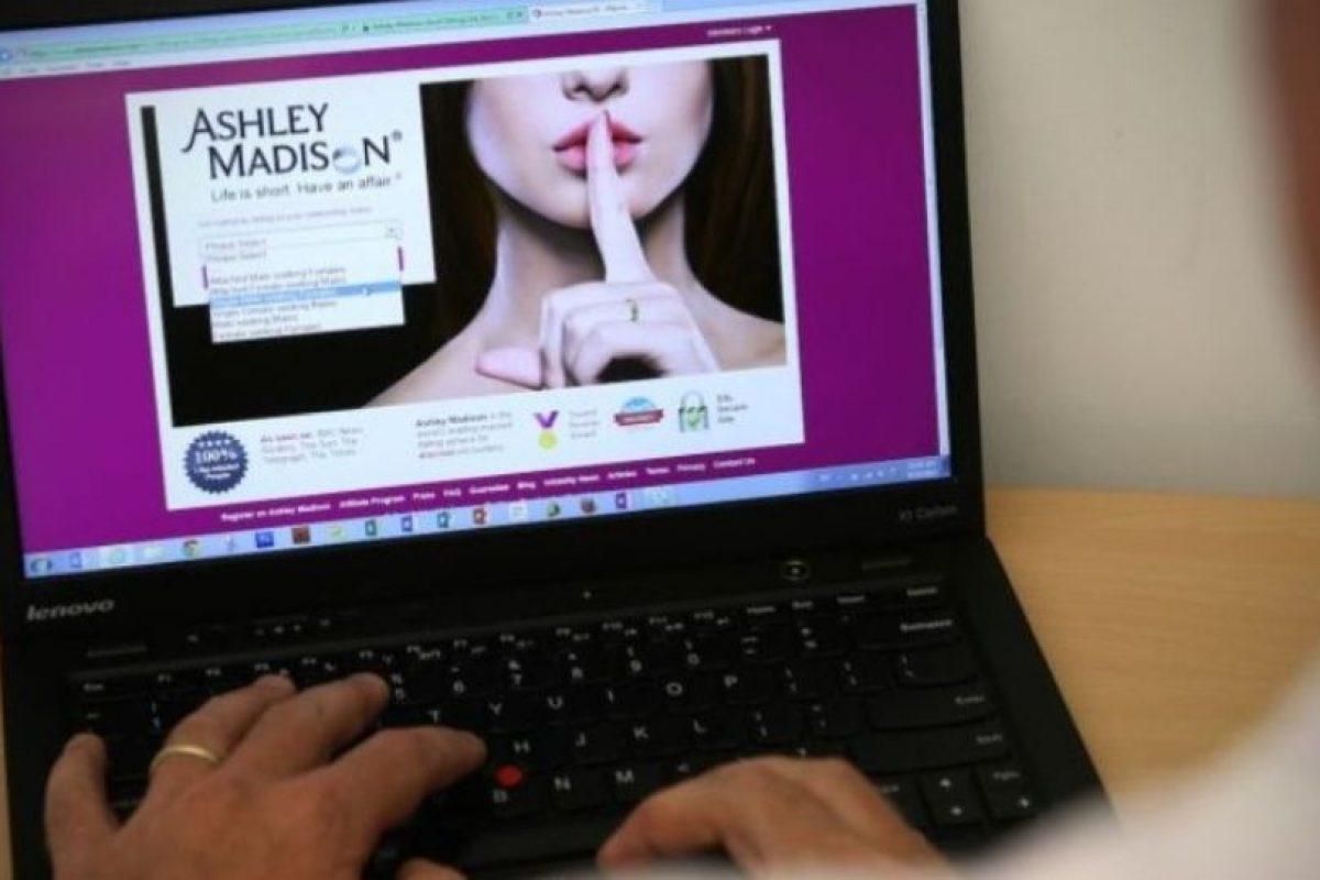 """""""The Impact Team"""" hackeó el sitio de citas Ashley Madison. Foto:Getty Images. Imagen Por:"""