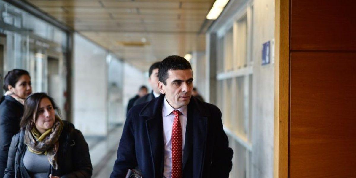 Carlos Gajardo postularía a cargo de fiscal regional en Santiago Oriente