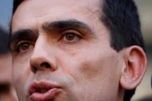 Gajardo descubrió los primeros nexos entre Penta y políticos Foto:Agencia Uno. Imagen Por: