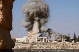 Lo hicieron estallar Foto:Estado Islámico. Imagen Por: