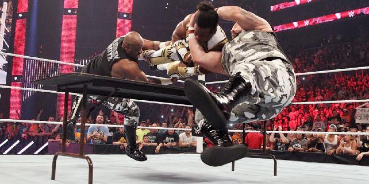 El extrovertido y sensacional regreso de The Dudley Boyz a la WWE