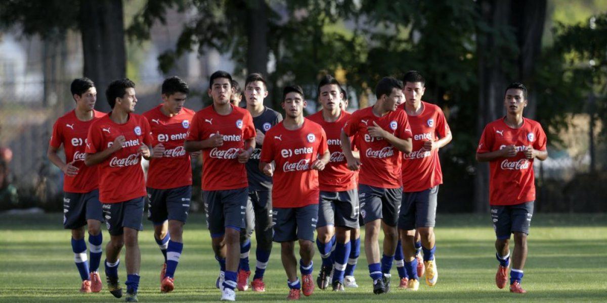 Mal apronte: Brasil goleó a Chile Sub 17 en amistoso previo al Mundial