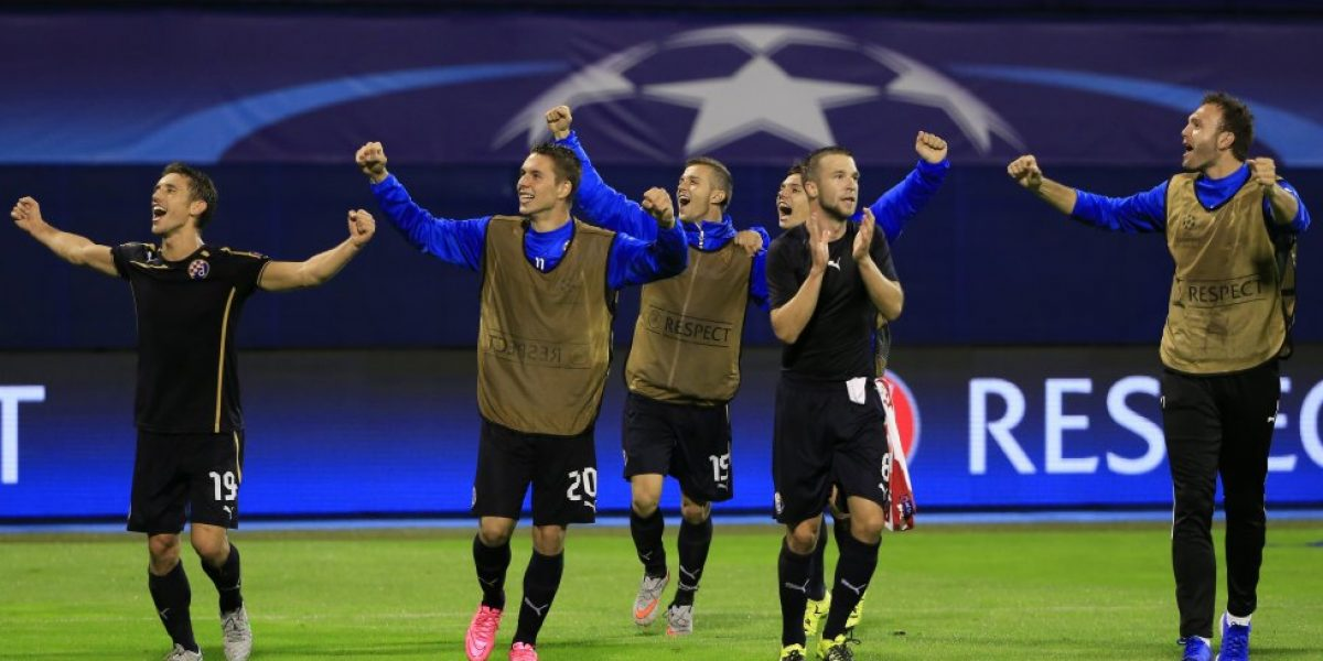 Fernandes y Henríquez disputarán la fase grupal de la Champions con el Dinamo