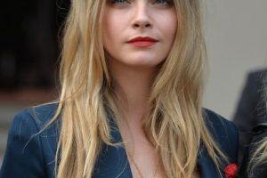 Con tan solo 23 años, Cara Delevinge es una de las modelos más cotizadas. Foto:Getty Images. Imagen Por: