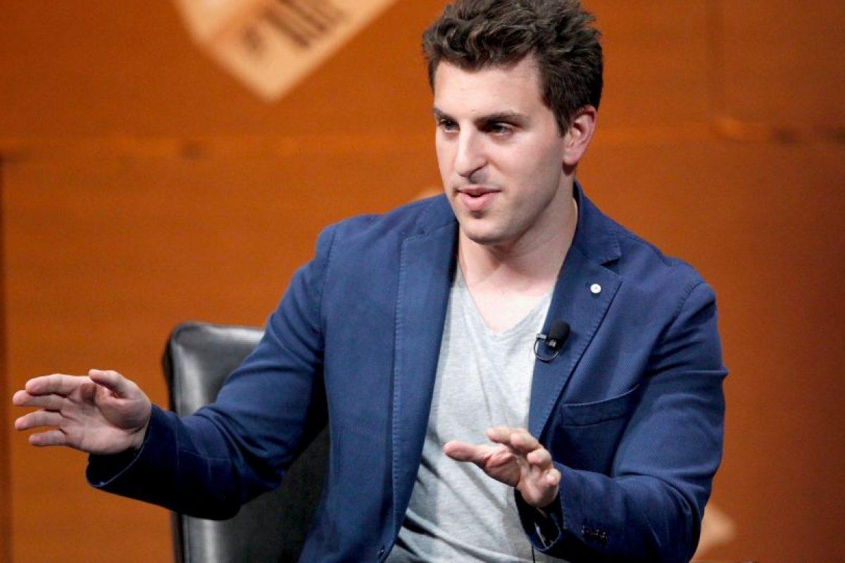 8. Brian Chesky, de 33 años, también creador de Airbnb. Foto:Getty Images. Imagen Por: