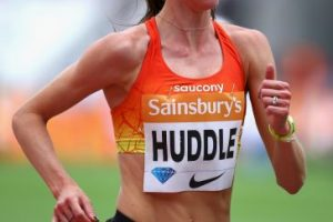 La también estadounidense compite en los 10 mil metros Foto:Getty Images. Imagen Por: