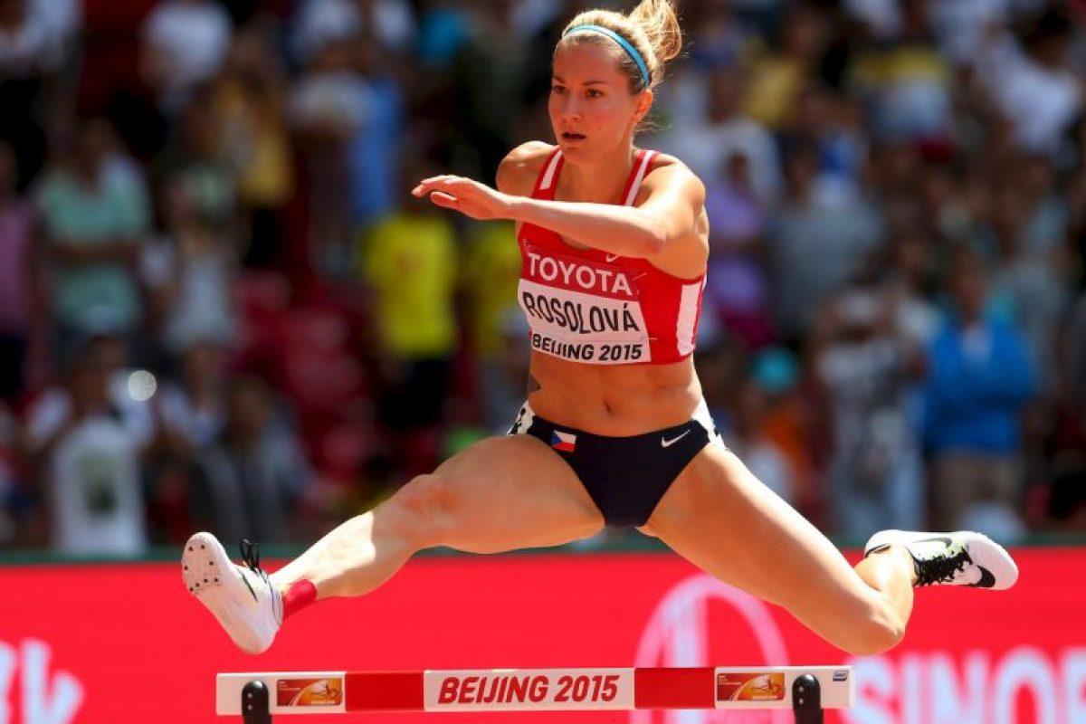 La checa de 29 años también forma parte de los 400 metros con obstáculos Foto:Getty Images. Imagen Por: