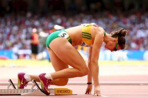 La australiaa participa en los 400 metros con obstáculos y 4X400 metros Foto:Getty Images. Imagen Por: