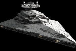 """Se trata del """"Star Destroyer"""" Foto:Lucasfilms. Imagen Por:"""