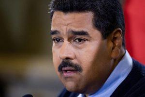 Nicolás Maduro, presidente de Venezuela Foto:EFE. Imagen Por: