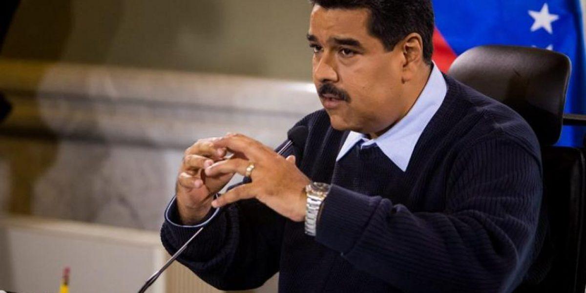 """Maduro realiza fuertes declaraciones contra OEA: """"Debe morir"""""""