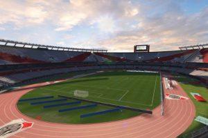 El Monumental (Club Atlético River Plate, Argentine Primera División) Foto:EA Sports. Imagen Por: