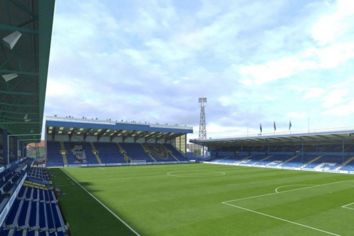 Fratton Park (Portsmouth FC, England League Two) Foto:EA Sports. Imagen Por: