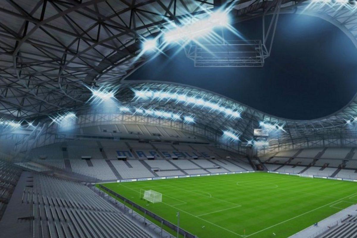 Stade Vélodrome (Olympique de Marsella, Ligue 1) Foto:EA Sports. Imagen Por: