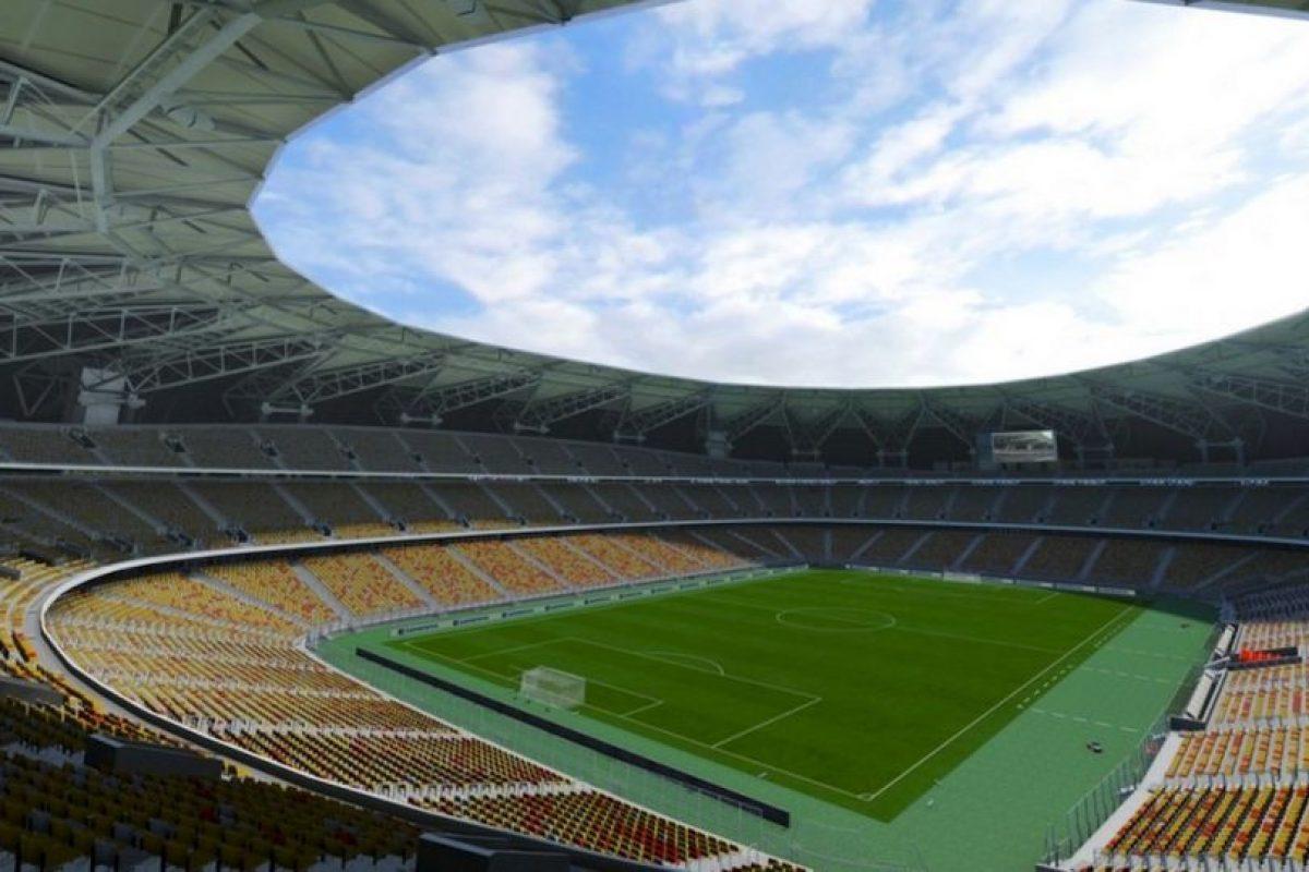King Abdullah Sports City (Al-Ittihad y Al-Ahli, Abdul Latif Jameel League de Arabia Saudita) Foto:EA Sports. Imagen Por: