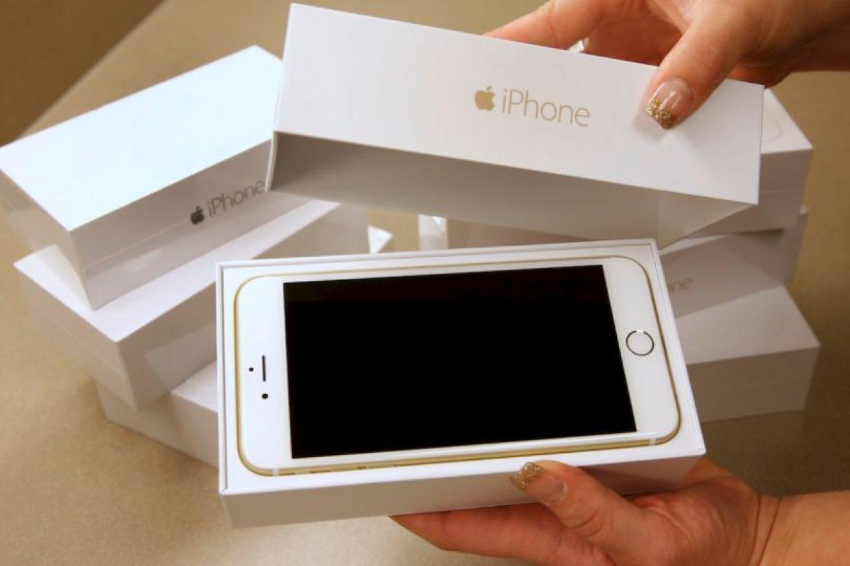iPhone 6 Plus fue presentado en septiembre de 2014 Foto:Getty Images. Imagen Por: