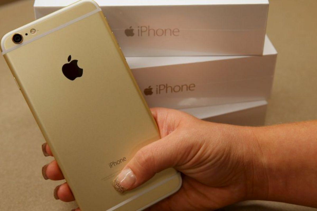 Fue vendido inicialmente con el sistema operativo iOS 8 Foto:Getty Images. Imagen Por: