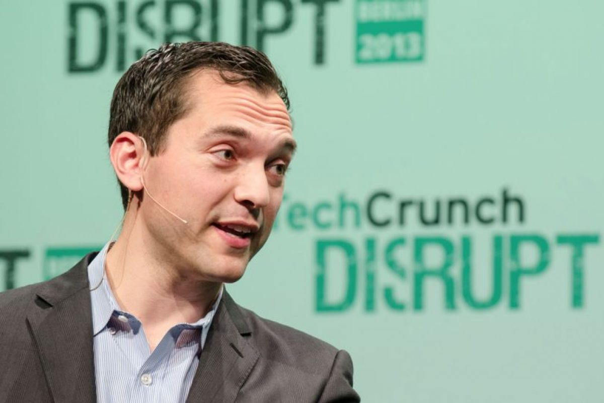 9. Nathan Blecharczyk, de 31 años, creador de Airbnb, servicio de alquileres. Foto:Vía wikimedia.org. Imagen Por: