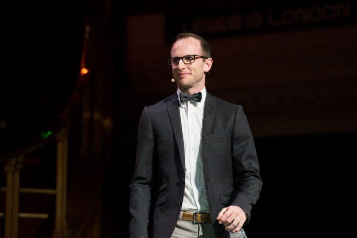 7. Joe Gebbia, de 34 años cofundador de Airbnb. Foto:Vía flicker.com. Imagen Por: