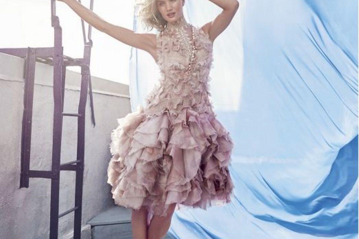 Edición septiembre Foto:Harper's Bazaar. Imagen Por: