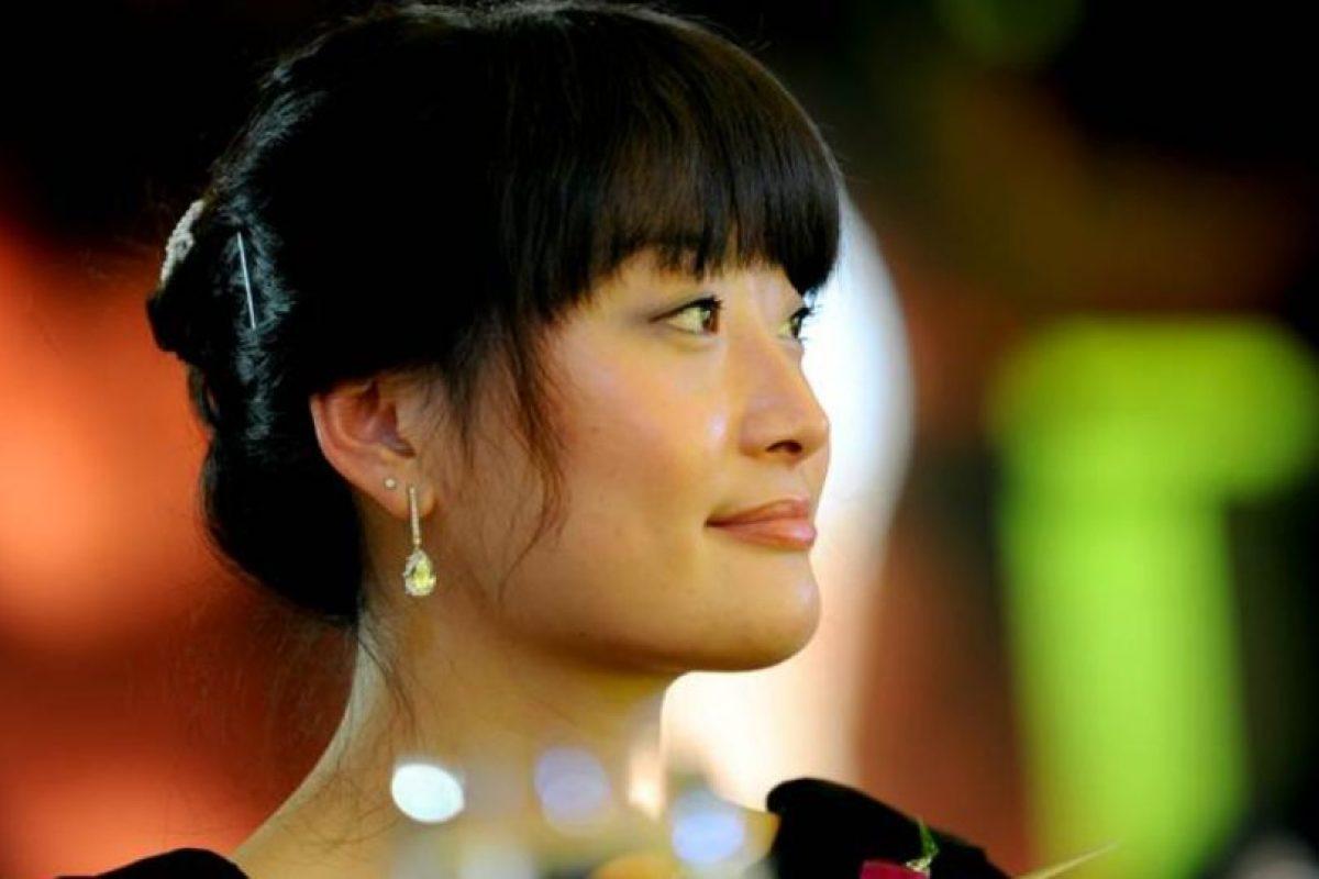 11. Fuli Zong, de 33 años de edad, empresaria mayoritaria de Hangzhou Wahaha Group. Foto:Vía wikimedia.org. Imagen Por: