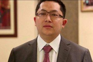 12. Xiang Sun, CEO de Sinogiant Group, tiene 33 años. Su fortuna se estima en 2.6 mil millones de dólares Foto:Vía sinogiant. Imagen Por: