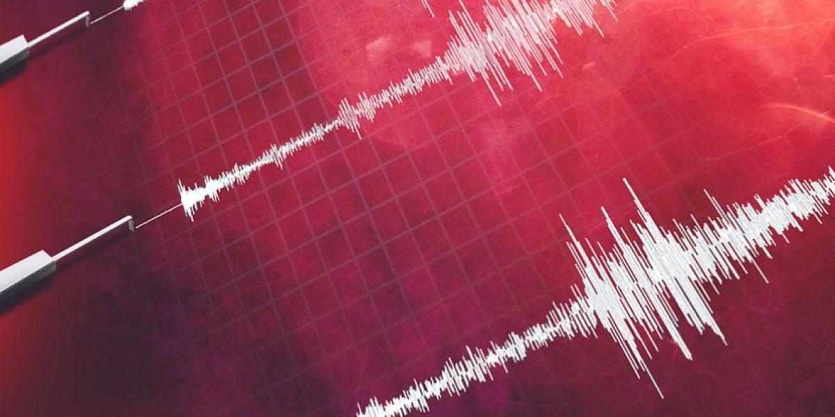 Otro temblor asustó de madrugada a los habitantes de La Serena
