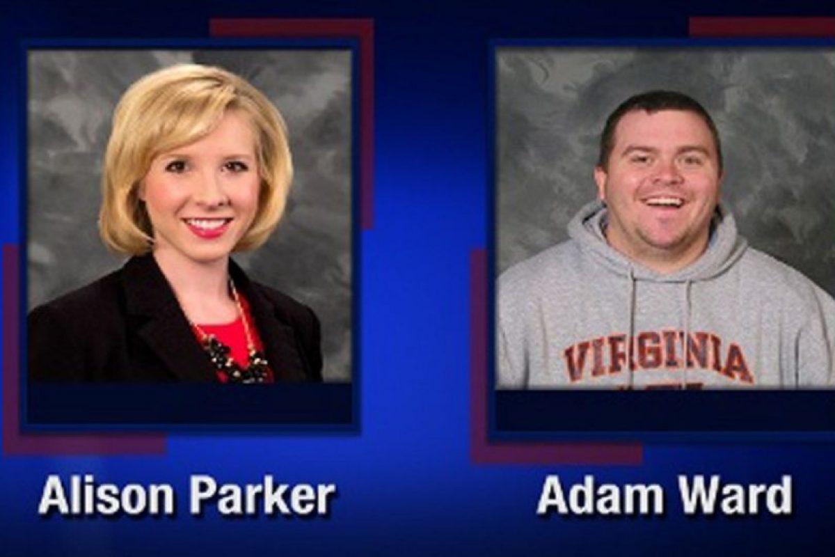 Ambos fueron ultimados en Virgina, Estados Unidos Foto:AFP. Imagen Por: