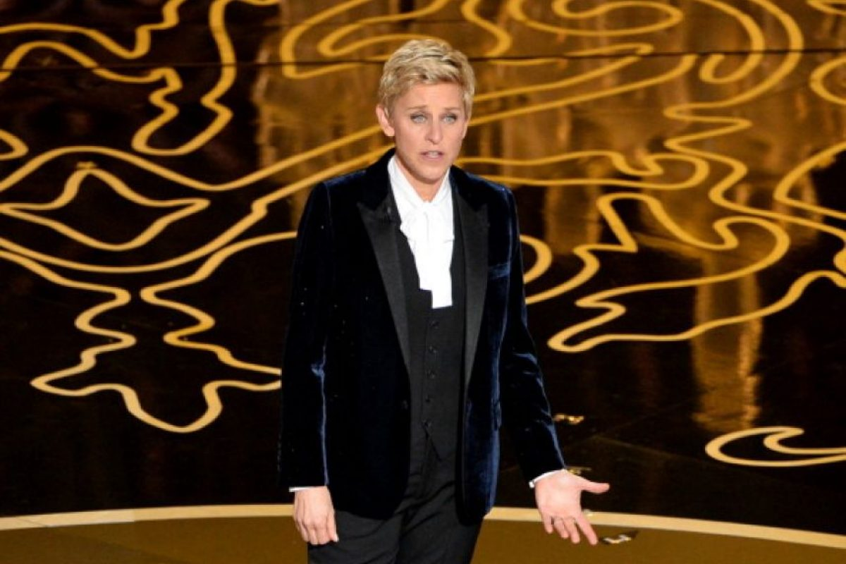 1. Ellen DeGeneres Foto:Getty Images. Imagen Por: