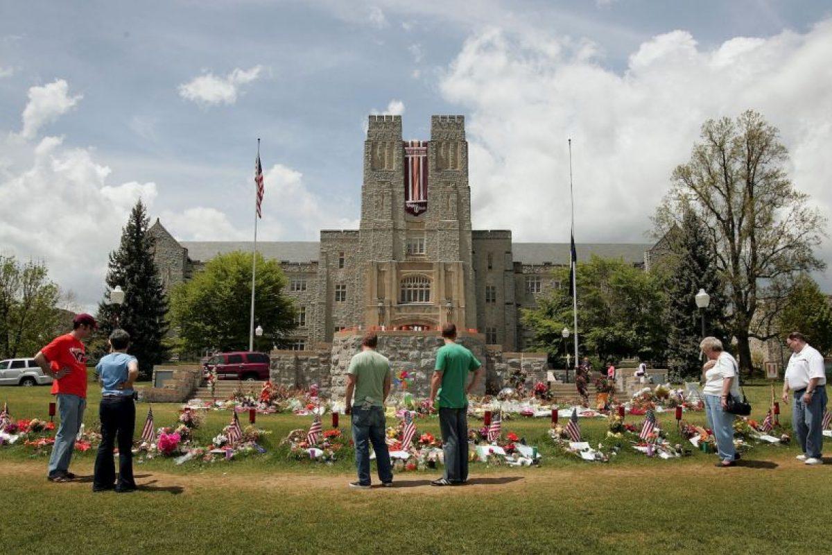 2. Masacre de Virginia Tech Foto:Getty Images. Imagen Por: