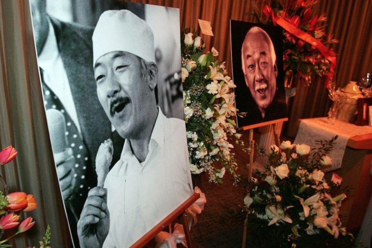 """Murió a los 73 años, en su casa de Los Ángeles, durante el rodaje de la cinta """"Princess"""" Foto:Getty Images. Imagen Por:"""