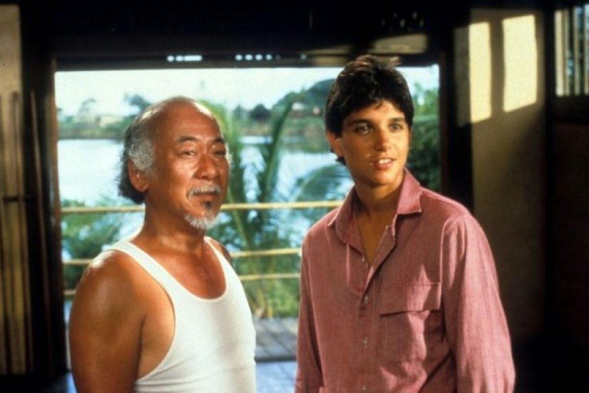 """Papel por el que fue nominado a un Oscar como """"Mejor actor secundario"""". Foto:IMDB. Imagen Por:"""