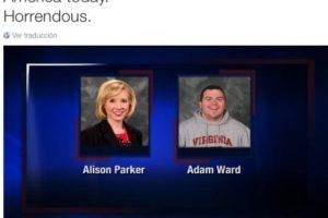 Presentadores de TV también rindieron tributo Foto:Twitter.com. Imagen Por: