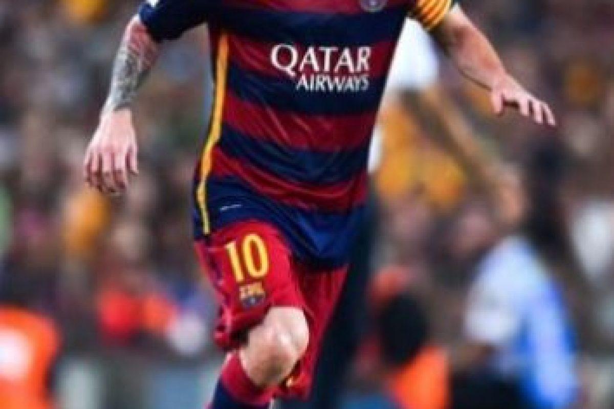 El argentino Lionel Messi juega en el Barcelona de España. Foto:Getty Images. Imagen Por: