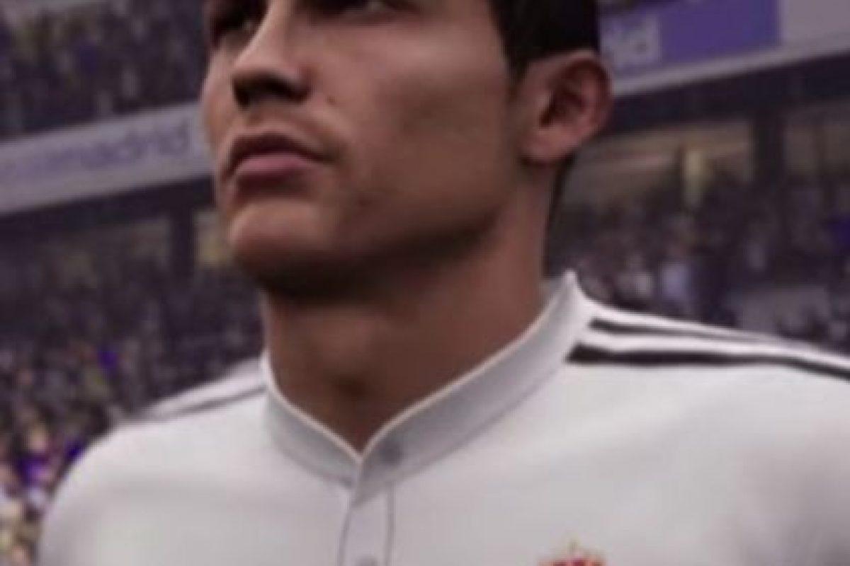 Cristiano Ronaldo. Foto:EA Sports. Imagen Por: