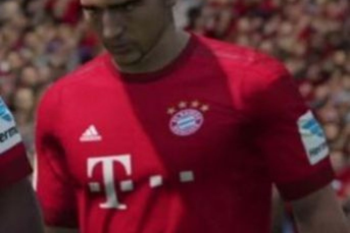 Arturo Vidal. Foto:EA Sports. Imagen Por: