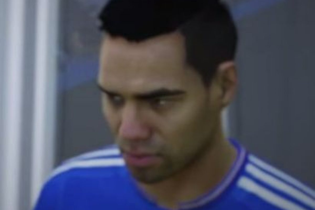 Radamel Falcao. Foto:EA Sports. Imagen Por: