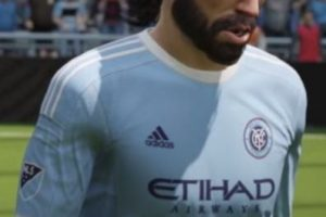 Andrea Pirlo. Foto:EA Sports. Imagen Por: