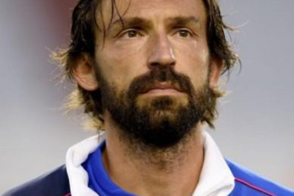 El italiano juega en el New York City F. C. de los Estados Unidos. Foto:Getty Images. Imagen Por: