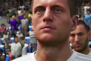 Toni Kroos. Foto:EA Sports. Imagen Por: