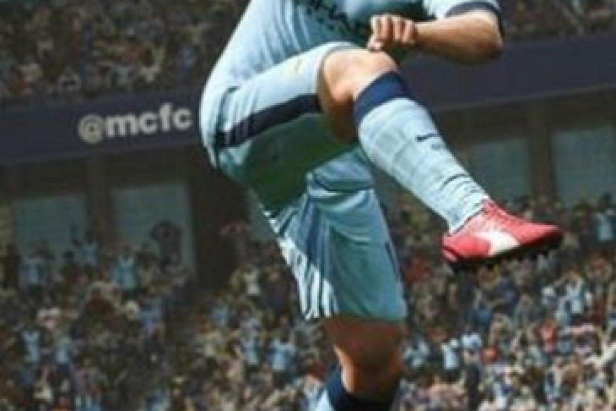 Sergio Agüero. Foto:EA Sports. Imagen Por: