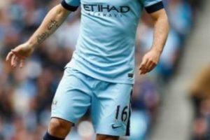 El argentino juega en el Manchester City de Inglaterra. Foto:Getty Images. Imagen Por: