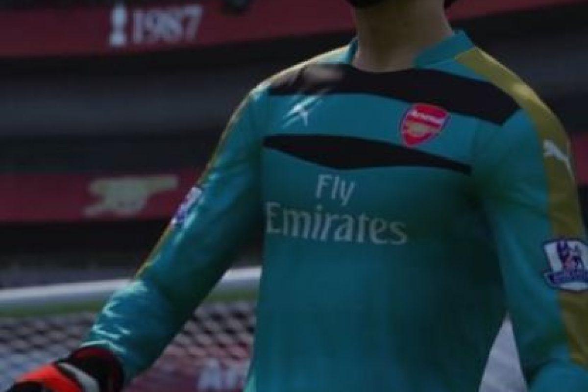 Petr Čech. Foto:EA Sports. Imagen Por: