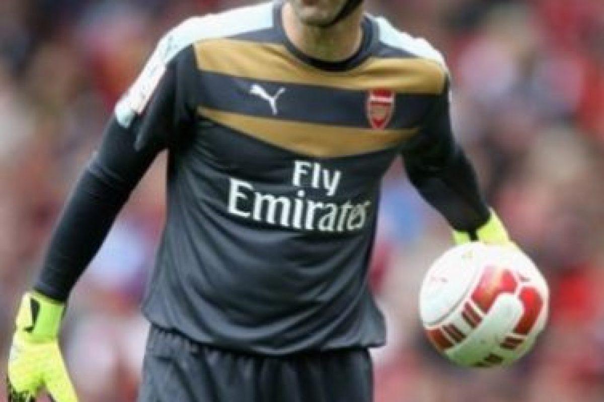 El checo juega en el Arsenal de Inglaterra. Foto:Getty Images. Imagen Por: