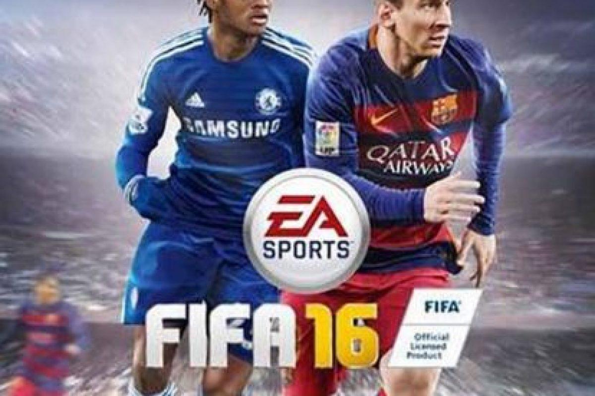 """Juan Cuadrado protagoniza una polémica en el nuevo """"FIFA 16"""". Foto:EA Sports. Imagen Por:"""