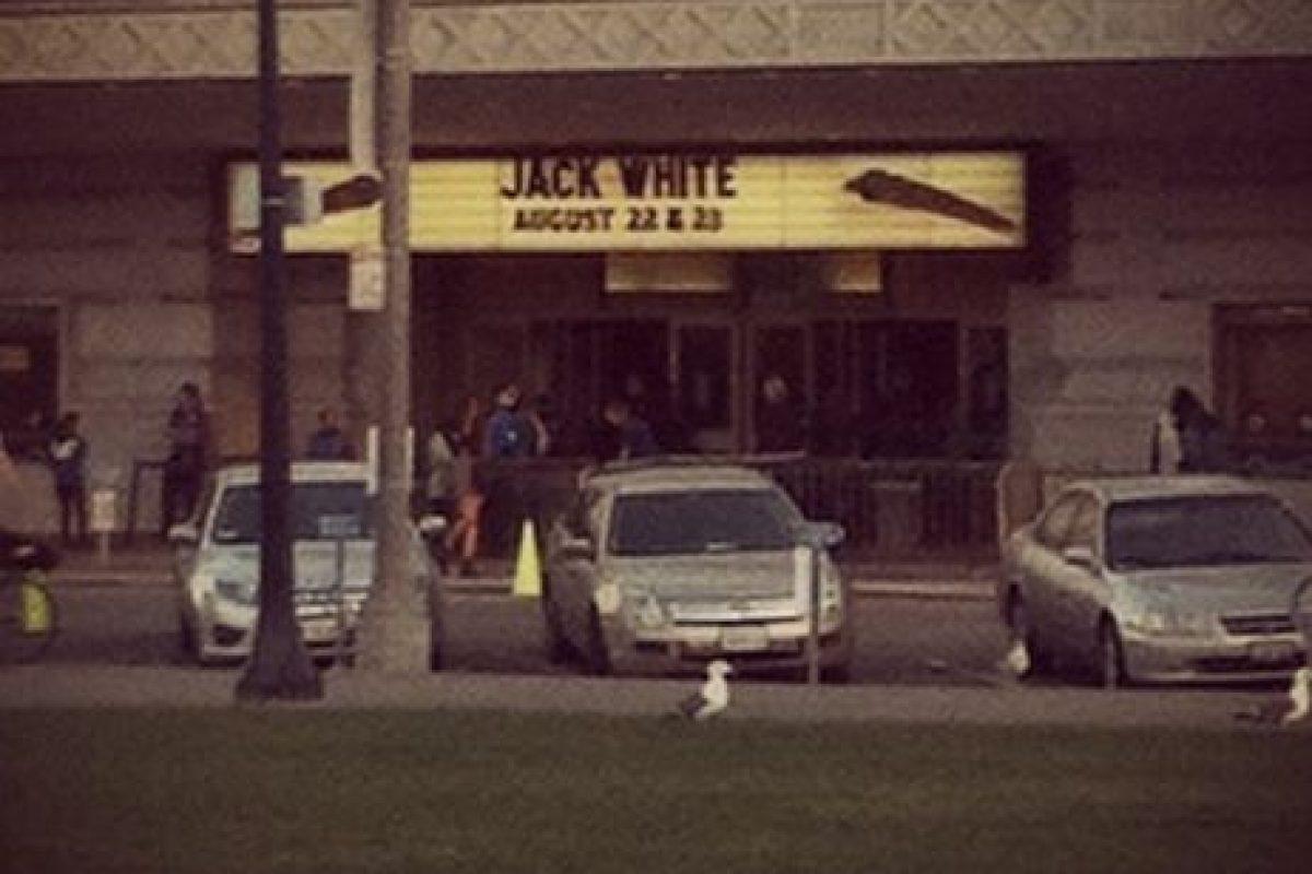 Su pequeño estacionamiento está en el frente. Foto:instagram.com/lizziemack. Imagen Por: