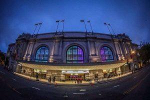 Una imagen del Bill Graham Civic Auditorium. Foto:instagram.com/sfconcertguy. Imagen Por: