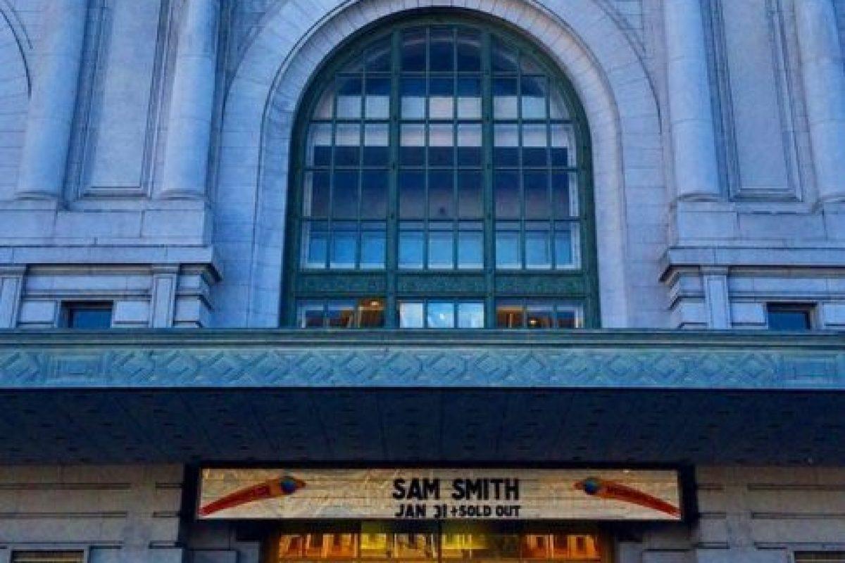 La fachada del Bill Graham Civic Auditorium. Foto:instagram.com/lagunaboo. Imagen Por: