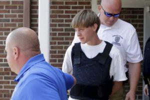 1. La masacre de la iglesia de Charleston Foto:AP. Imagen Por: